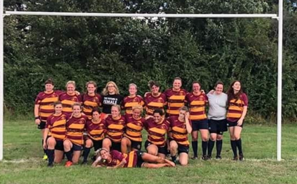 Westcliff Ladies Team